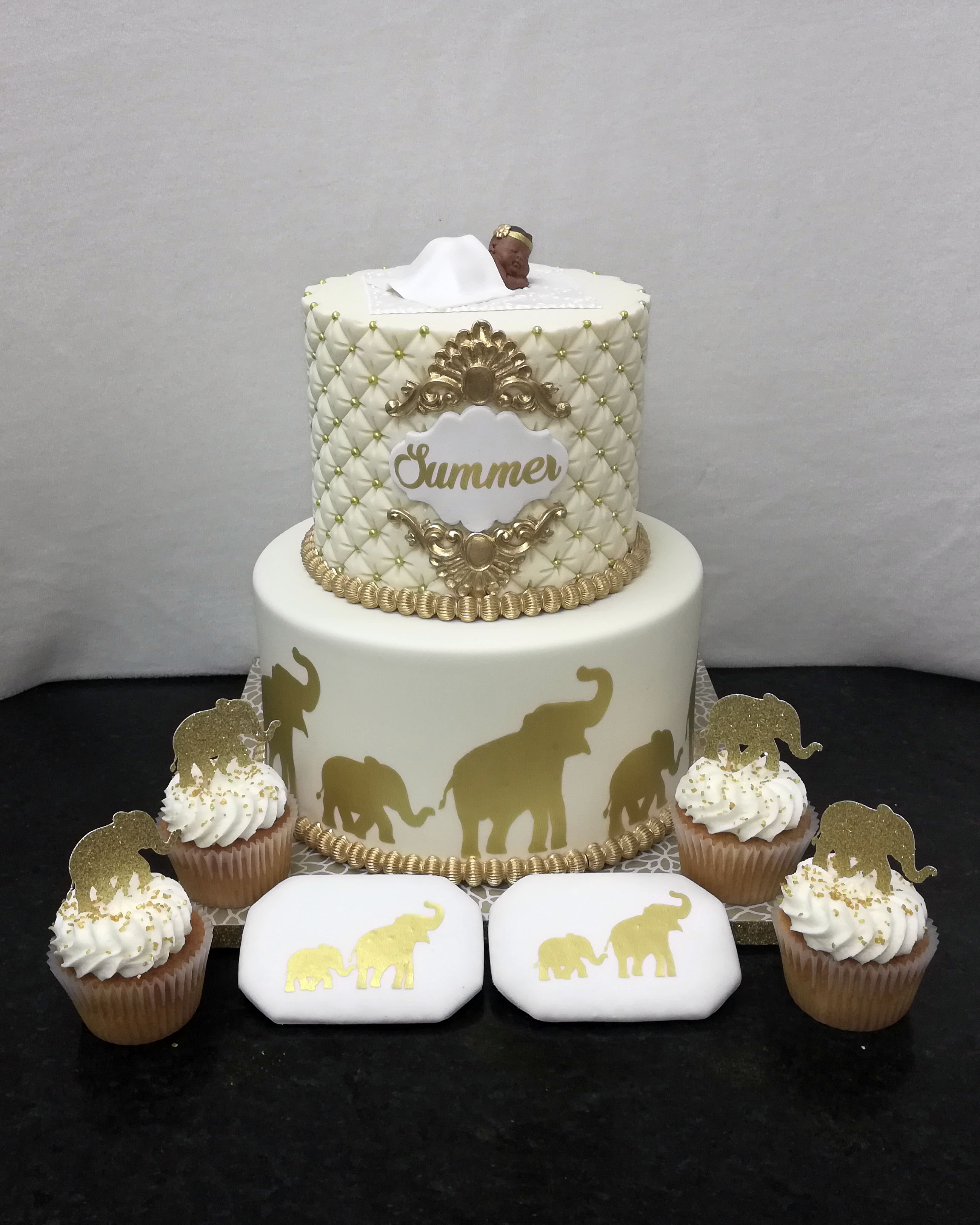Baby Shower Cakes, 4